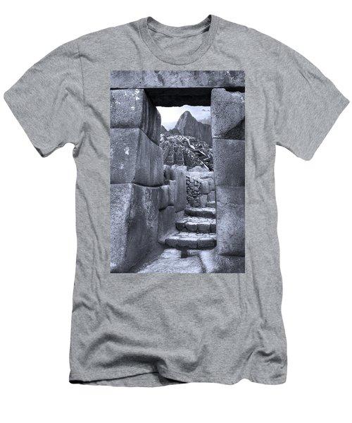 La Pachamama Men's T-Shirt (Athletic Fit)