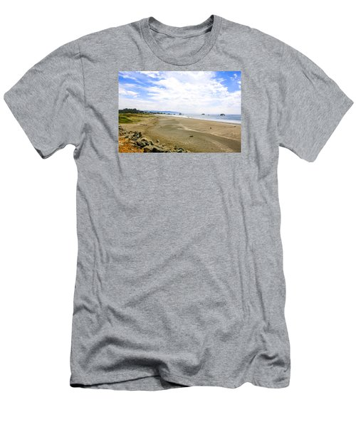 Pacific Coast California Men's T-Shirt (Slim Fit) by Chris Smith