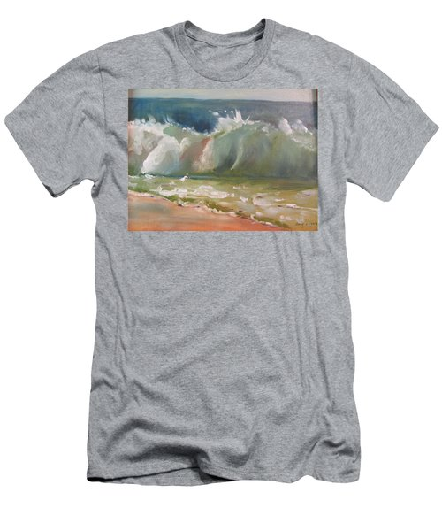 Pacific Wave Men's T-Shirt (Athletic Fit)