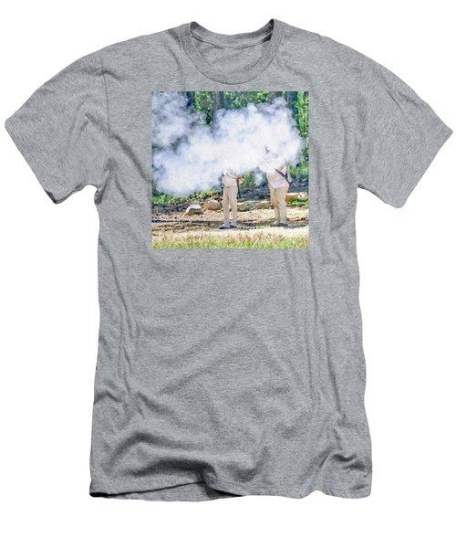 Page 27 Men's T-Shirt (Athletic Fit)