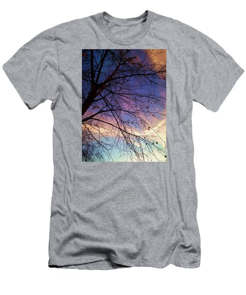 Paintbrush Iv Men's T-Shirt (Athletic Fit)