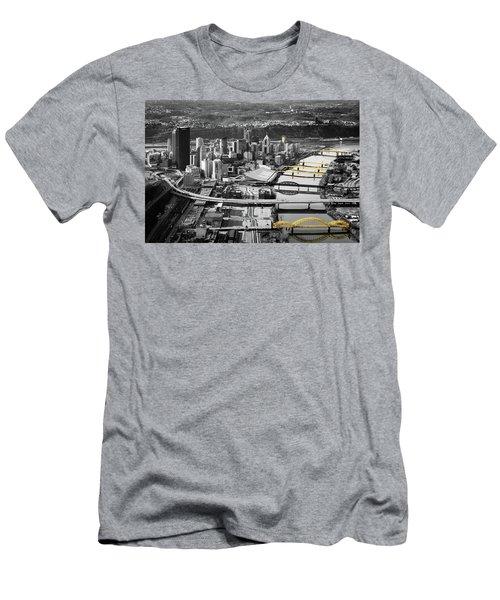 Painted Bridges  Men's T-Shirt (Athletic Fit)