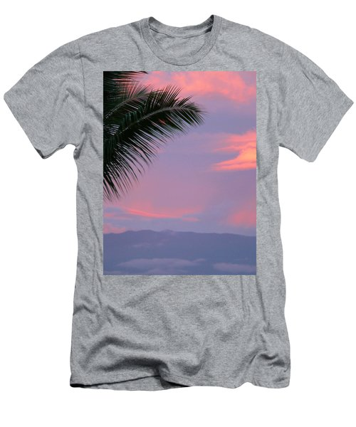 Men's T-Shirt (Slim Fit) featuring the photograph Painted Sky by Debbie Karnes