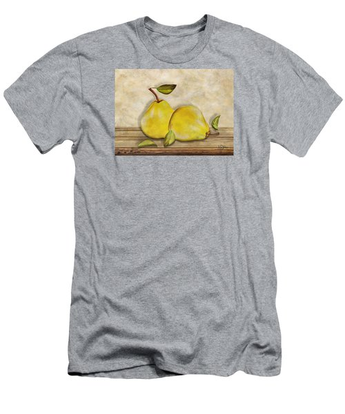 Pair Of Pears Men's T-Shirt (Athletic Fit)