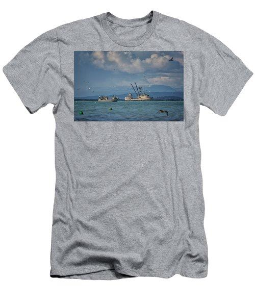 Pakalot Men's T-Shirt (Slim Fit) by Randy Hall
