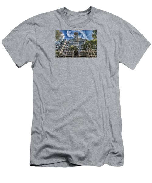 Palacio Barolo, Buenos Aires, Argentina Men's T-Shirt (Athletic Fit)