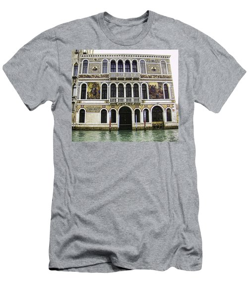 Palazzo Barbarigo Men's T-Shirt (Athletic Fit)