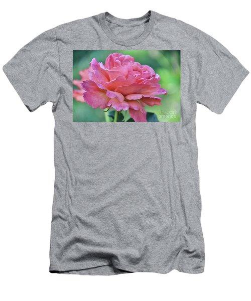 Pale Blush Men's T-Shirt (Athletic Fit)