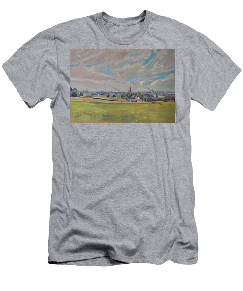 Panorama Maastricht Men's T-Shirt (Athletic Fit)