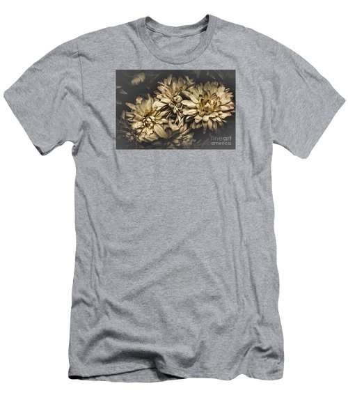 Men's T-Shirt (Athletic Fit) featuring the photograph Paper Flowers by Jorgo Photography - Wall Art Gallery