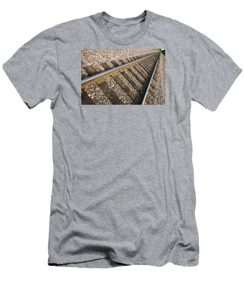 Parallel Men's T-Shirt (Athletic Fit)
