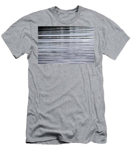 Parramatta River No. 176-1 Men's T-Shirt (Athletic Fit)