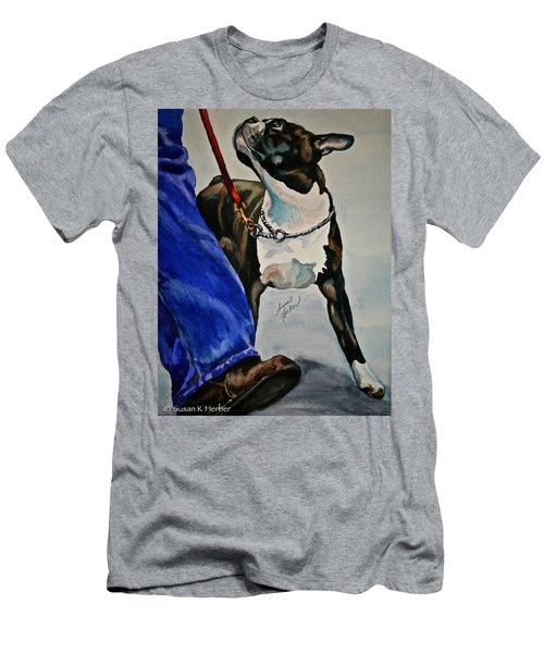 Partners Men's T-Shirt (Athletic Fit)