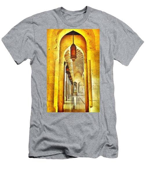 Passageway Men's T-Shirt (Athletic Fit)