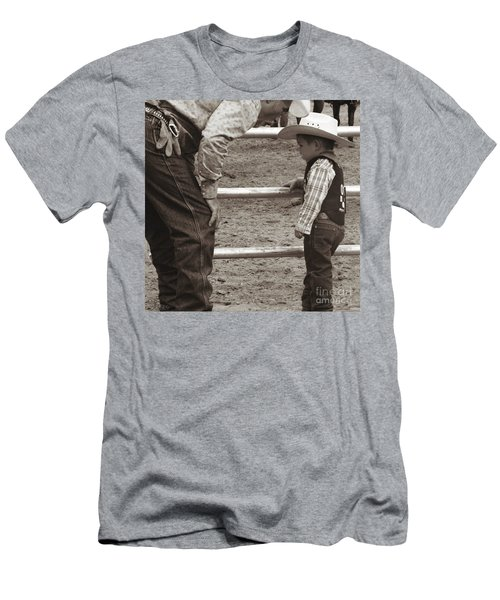 Passing On The Wisdom Men's T-Shirt (Athletic Fit)