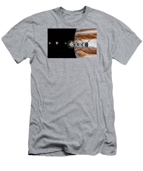 Passing The Storm Men's T-Shirt (Athletic Fit)