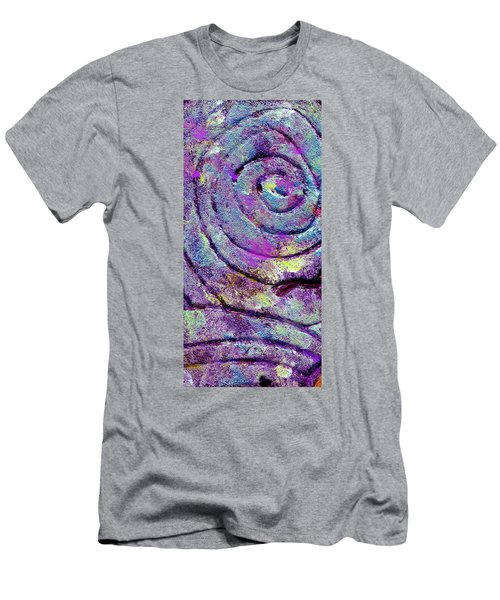 Passionate Swirl Men's T-Shirt (Athletic Fit)