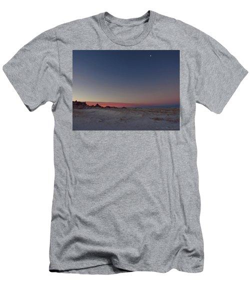 Pastel Winter Men's T-Shirt (Athletic Fit)