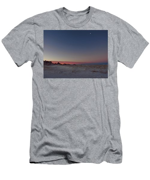Pastel Winter Men's T-Shirt (Athletic Fit)
