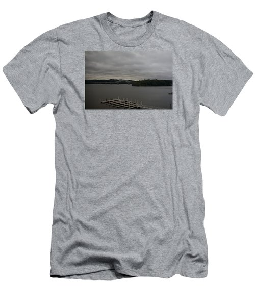 Patapsco River Men's T-Shirt (Athletic Fit)