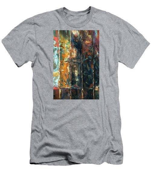 Patchworks 2 Men's T-Shirt (Athletic Fit)