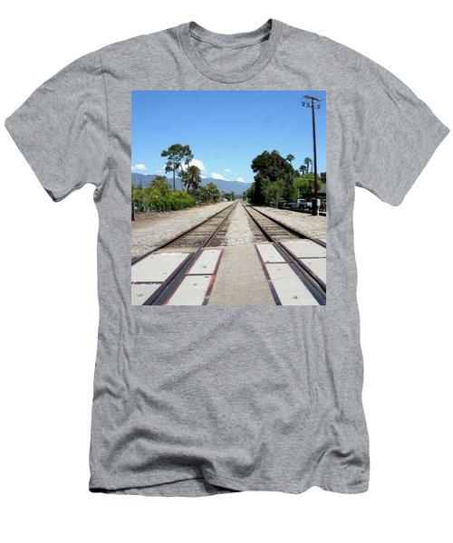 Path To Infinity Men's T-Shirt (Athletic Fit)