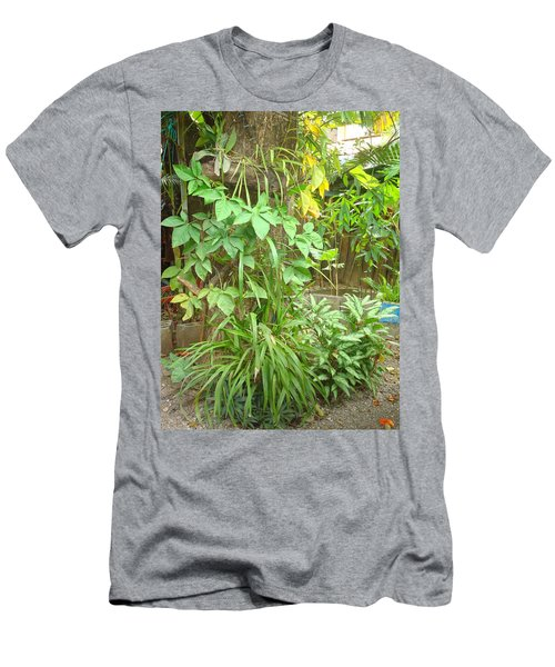 Patio 2 Men's T-Shirt (Athletic Fit)
