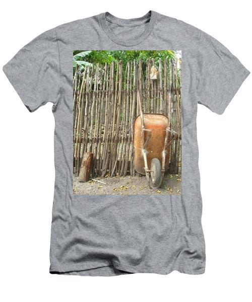 Patio 4 Men's T-Shirt (Athletic Fit)