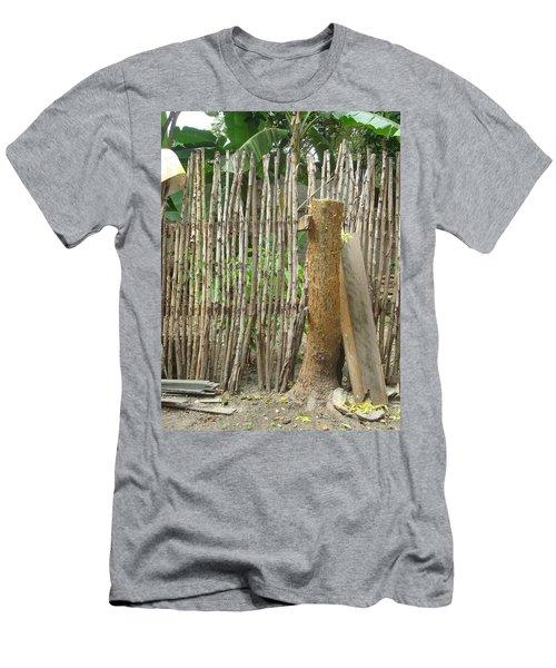 Patio 5 Men's T-Shirt (Athletic Fit)