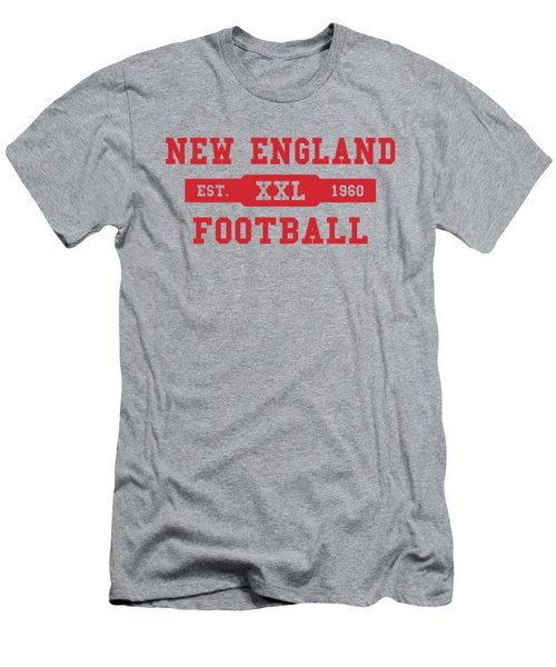 Patriots Retro Shirt Men's T-Shirt (Athletic Fit)