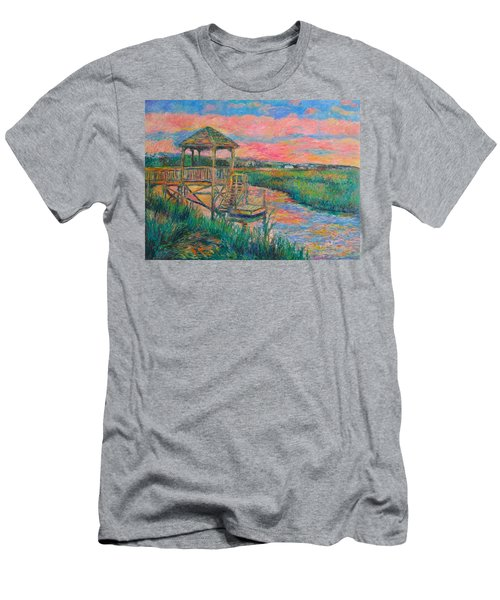 Pawleys Island Atmosphere Stage Two Men's T-Shirt (Athletic Fit)