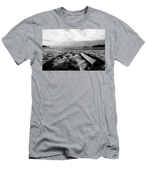 Peace Be Still  Men's T-Shirt (Athletic Fit)