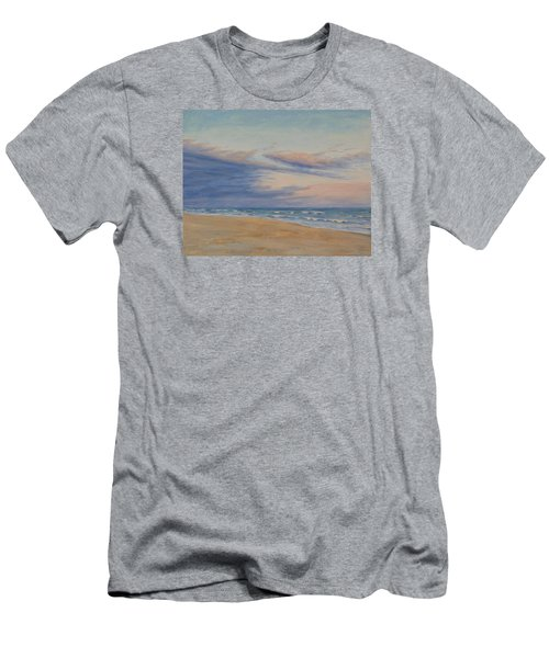 Peaceful Men's T-Shirt (Slim Fit) by Joe Bergholm
