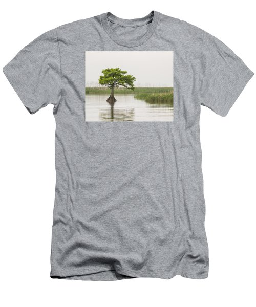 Men's T-Shirt (Athletic Fit) featuring the photograph Peaceful Feeling by Julie Andel