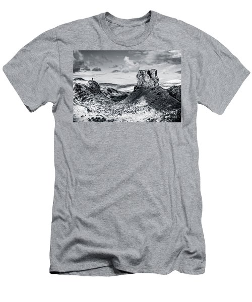Peak Of Imagination Men's T-Shirt (Athletic Fit)