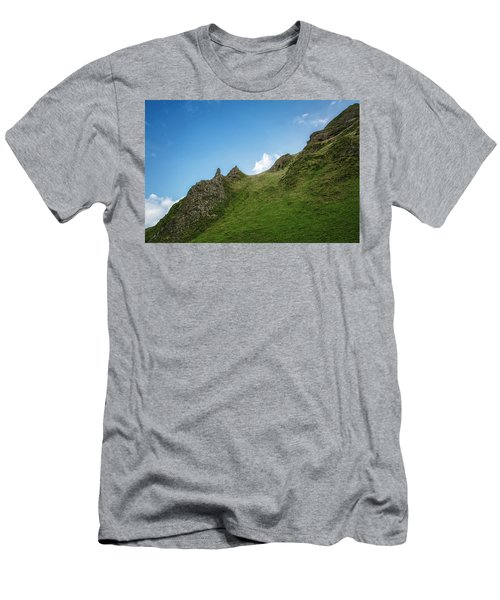 Peaks Men's T-Shirt (Athletic Fit)