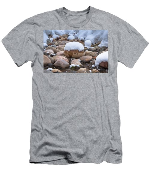 Pebble Creek Men's T-Shirt (Athletic Fit)