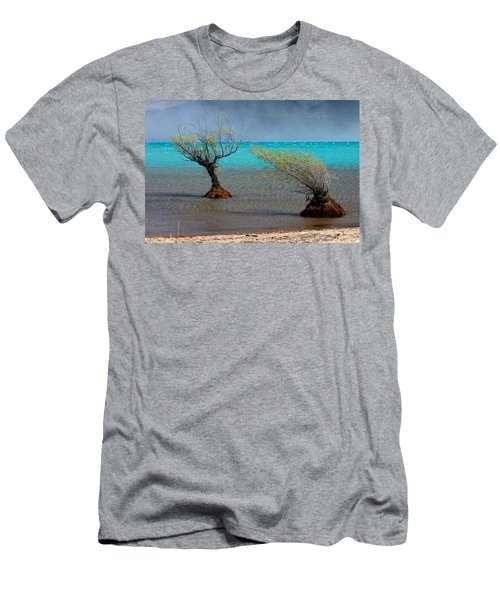 Peculiar Trees Men's T-Shirt (Athletic Fit)
