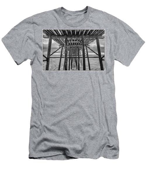 Peering From Below Men's T-Shirt (Athletic Fit)