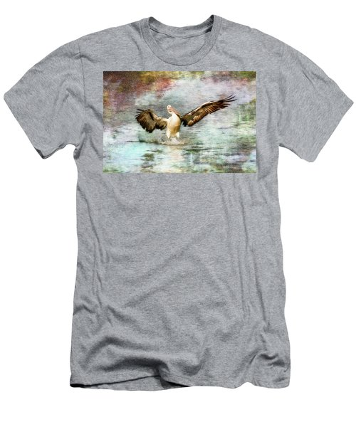 Pelican Art 00174 Men's T-Shirt (Slim Fit) by Kevin Chippindall