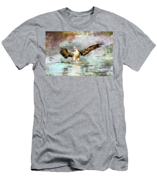 Pelican Art 00174 Men's T-Shirt (Athletic Fit)