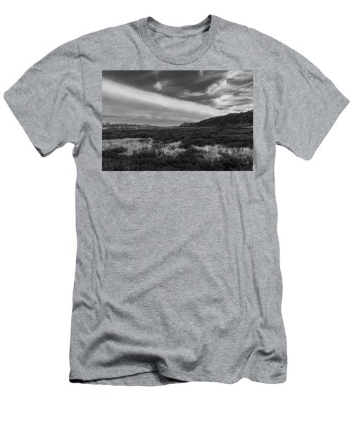 Penasquitos Creek Marsh Men's T-Shirt (Athletic Fit)