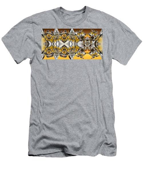 Pentwins Men's T-Shirt (Slim Fit) by Ron Bissett