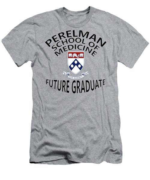 Perelman School Of Medicine Future Graduate Men's T-Shirt (Athletic Fit)