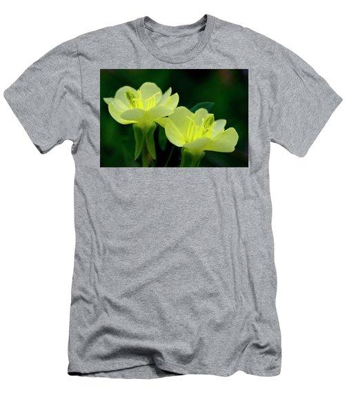 Perky Primroses Men's T-Shirt (Athletic Fit)