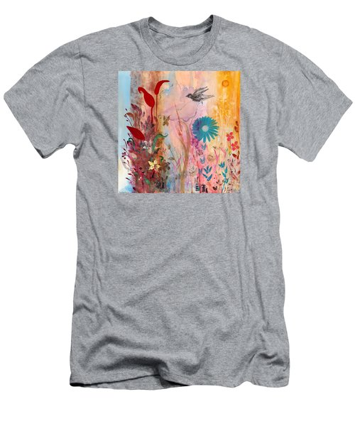 Persephone's Splendor Men's T-Shirt (Athletic Fit)