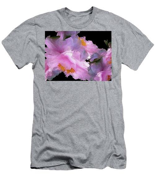 Petal Dimension 306  Men's T-Shirt (Athletic Fit)