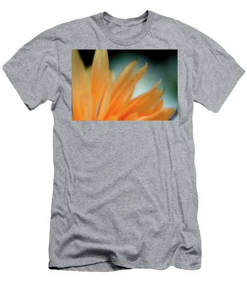 Men's T-Shirt (Slim Fit) featuring the photograph Petal Disaray by Greg Nyquist