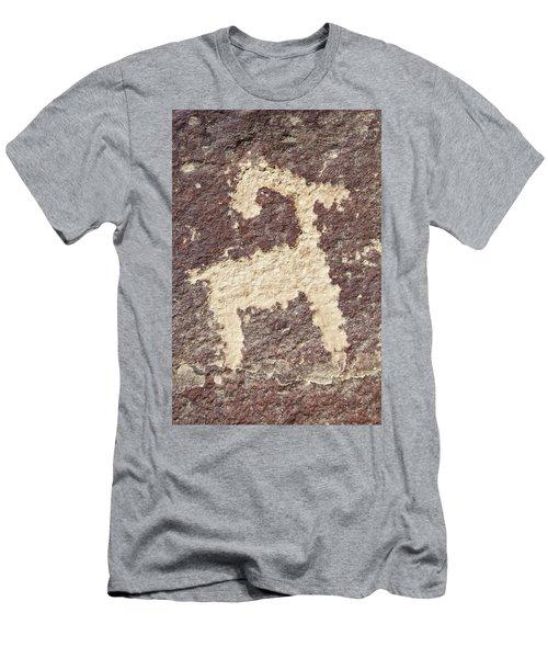 Petroglyph - Fremont Indian Men's T-Shirt (Athletic Fit)