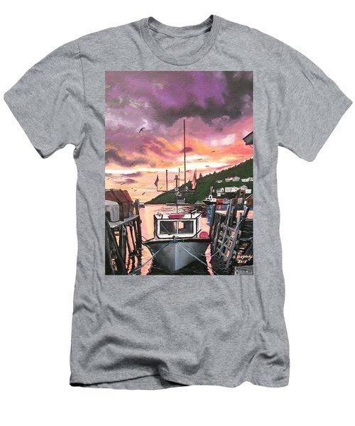 Petty Harbour Men's T-Shirt (Athletic Fit)